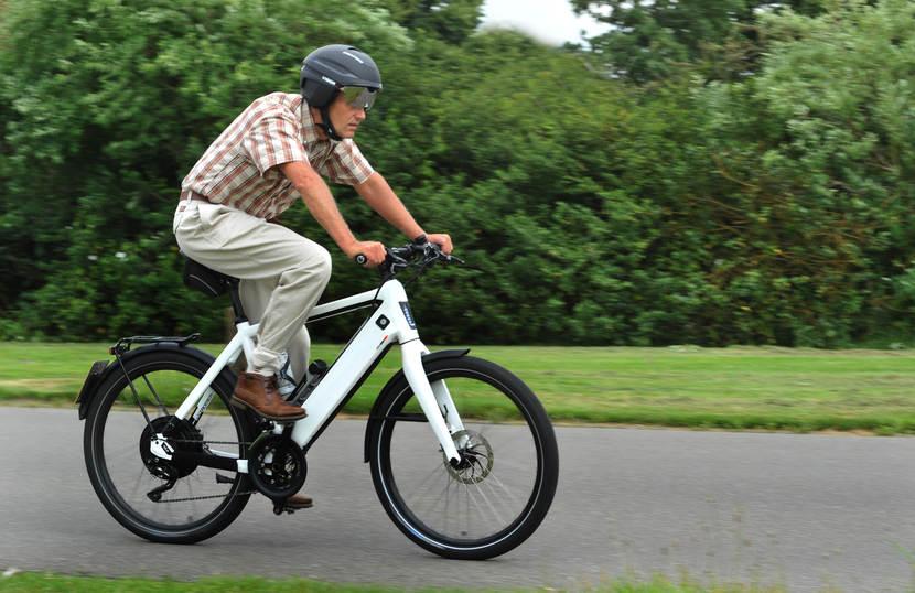 e bike kenteken op wegen