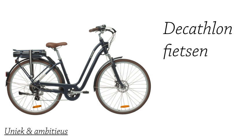 decathlon fietsen