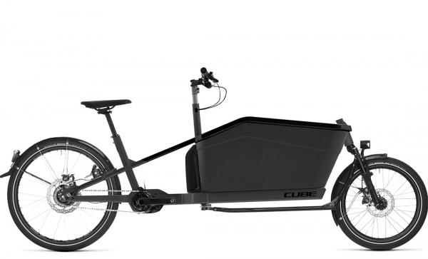 Beste prijs Cube Cargo Hybrid 500